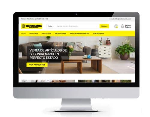 diseño-pagina-web-watixmanta-portafolio Diseño de tiendas online